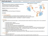 Mediation - Methodenkarte - Gruppenmediaton - Download