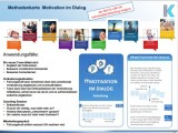 Agilität - Methodenkarte -  Motivation im Dialog - Download