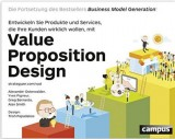 Buch - Value Proposition Design