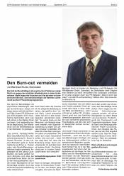 Den Burn-out vermeiden